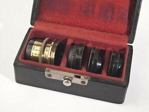 Hermagis Convertible Lens Set - Trousse Aplanastigmatique No.7