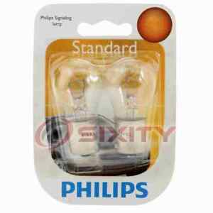 Philips Back Up Light Bulb for Chevrolet Bel Air Biscayne Brookwood Chevy II wy