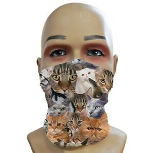 Mini Snood (CATS ALL OVER)