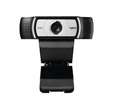 Logitech C930E HD 1080p Video Webcam Black -