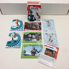 ROBOTS THE ANIMATED MOVIE (2005) Complete Trading Card Set by CHRIS WEDGE