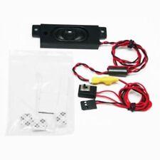 Cop Siren Sound New Loudspeaker Gt System Auto Fit Rc Car Parts Model Voice