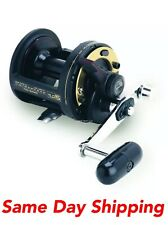 New Shimano Tld-15 Lever Drag Conventional Saltwater Fishing Reel Graphite Frame