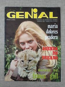 France Gall 1969 Magazine