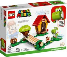 LEGO Super Mario House & Yoshi Expansion Set 71367 BNIB