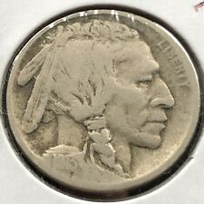 1913 D Buffalo Nickel Type 1 5c Better Grade #17527