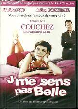 DVD - JE ME SENS PAS BELLE avec MARINA FOIS, JULIEN BOISSELIER / NEUF EMBALLE