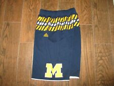 Mens Michigan Wolverines Adidas Basketball Shorts Sz. M  EUC