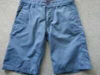 Nice Rip Curl Casual Walk Shorts Blue Sz 32 in  84 cm 4 pockets