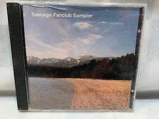 TEENAGE FANCLUB Sampler CD (PROMO Single)