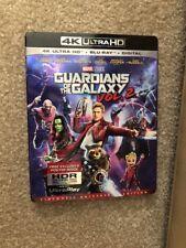 Guardians Of The Galaxy 2(4K Ultra HD+Bluray+Digital) Brand New