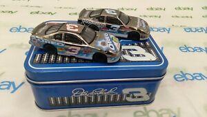 Dale Earnhardt Jr 3 Oreo Ritz 2 Car Tin Set 2000 2001 Monte Carlo 18k White Gold