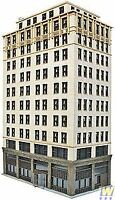 WALTHERS CORNERSTONE HO SCALE 1/87 ASHMORE HOTEL | BN | 933-3764