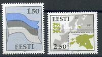 TIMBRE / EESTI / ESTONIE NEUF SERIE N° 188/189 ** COTE ++ 10 € // MNH //