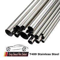 50.8mm ID to 41.28mm ID Stainless Standard Exhaust Reducer Connector Pipe Tube