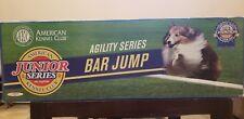 Dog agility training equipment package