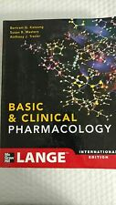 Basic and Clinical Pharmacology (Paperback) by Bertram G. Katzung (Author)