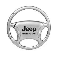 Jeep Rubicon Steering Wheel Key Chain