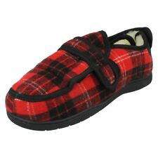 Checked Slippers for Women