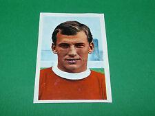8 B. McNAB ARSENAL GUNNERS FKS AGEDUCATIFS PANINI FOOTBALL ENGLAND 1968-1969