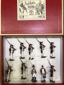 CBG Mignot: Boxed Set - French Infantry Of 1794.  Post War c1970