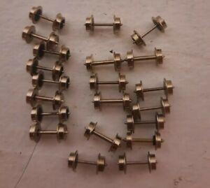 Arnold N scale 24 metal wheels (color silver)