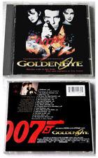 GOLDENEYE James Bond Soundtrack .. 1995 Virgin CD TOP