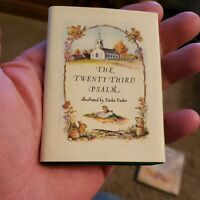 The Twenty Third Psalm & Give Us This Day Illustrated By Tasha Tudor 1st Ed