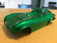 1/24 Du Bro #24-28G Cheetah candy green factory painted  slot car body NOS A-TS