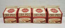 Aspen Mulling Cider Spice - Original Spice Blend - 5.65 Oz, Pack of 4 NEW