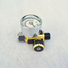 Air Control Pressure Gauge Compressor Regulator For Devilbiss/Iwata Spray Kit