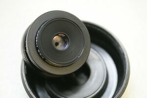 Olympus OM 38mm F3.5 Zuiko MC Macro Specialist - Boxed
