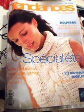 phidar n°332 TRICOTS TENDANCES SPECIAL ETE 2000