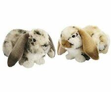 30cm Living Nature Dutch Lop Eared Rabbit Soft Toy