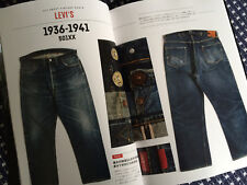 ALL ABOUT VINTAGE DENIM Levi's Lee Wrangler Roebucks Pay Day More! Book