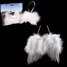 Tree White Feather Wedding Ornament Baby Photography Props Angel Wings