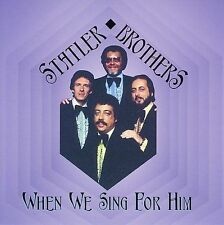 When We Sing For Him by The Statler Brothers (Cassette, 2000, Sony Music...
