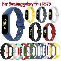 Correa reloj pulsera inteligente suave silicona Para Samsung Galaxy fit e R375