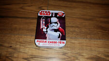 Star Wars 50 Piece Puzzle In Metal Tin