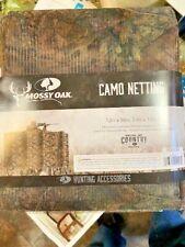 "**NEW** Mossy Oak  Camo Netting 12'  x 56""    NEW IN PACK ARCHERY"