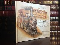 Charlie the Cho-Choo New Illustrated Hardcover From the Mind of Stephen King