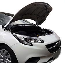 Bonnet Hood Gas Strut lifter kit for Vauxhall Corsa E 2014+ no drilling /cutting