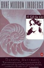 Anne Morrow Lindbergh, A Gift for Life by Dorothy Herrmann (1993 Paperback)EE276