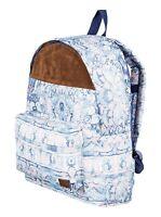 ROXY WOMENS BACKPACK BAG.NEW SUGAR BABY SOUL RUCKSACK.SCHOOL GYM 16L 8S 638 XWBM
