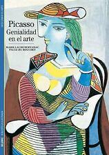 Biblioteca Ilustrada: Picasso : Genialidad en el Arte by Marie-Laure Bernadac...