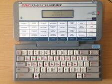 Vtech Precomputer 2000, la tecnología de video de derechos de autor 1992 - 1993, En Excelente Estado