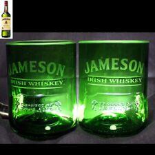 Jameson Irish Whiskey rocks glasses - set of 2