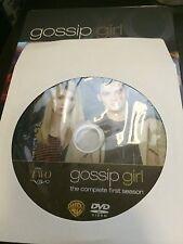Gossip Girl - Season 1, Disc 2 REPLACEMENT DISC (not full season)