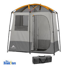 Ozark Trail 2 Room Noninstant Shower Tent Bathroom 5 Gallon C&ing Hiking  sc 1 st  eBay & 2 Person Pop Up with High Altitude Camping Tents | eBay