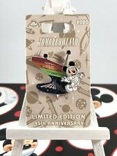 Disney Pin, Tomorrowland Mickey Mouse Space Mountain 45th Anniversary, LE 2500